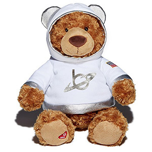 Bloomingdale's Holiday Little Brown Bear photo