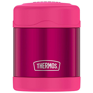 Small Pink Thermos from Amazon photo