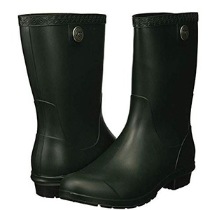 Black UGG Boots from Zappos photo