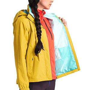 The North Face Women's Resolve 2 Rain Jacket from Dick's Sporting Goods photo
