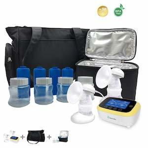 BelleMa Euphoria Pro Double Electric Breast Pump photo
