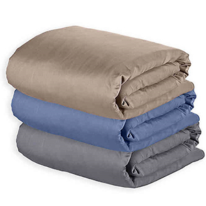 Three weighted blankets from Bed Bath & Beyond photo