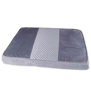 Gray cooling pet cushion from Bed Bath & Beyond photo