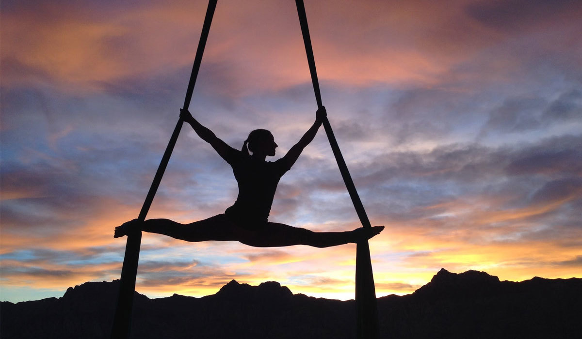 6 Fashionable Fitness Finds Aerialists Can Actually Work Out In