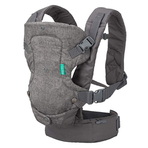 Gray four-in-one convertible carrier from Amazon photo