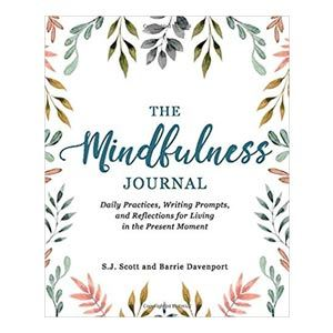 The Mindfulness Journal from Amazon photo