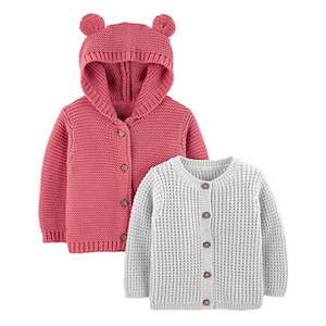 Simple Joys by Carter's Baby Knit Sweaters photo