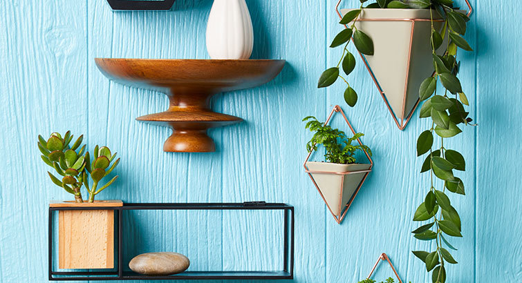 5 Unique Wall Decorations to Personalize Your Space — All Under $50