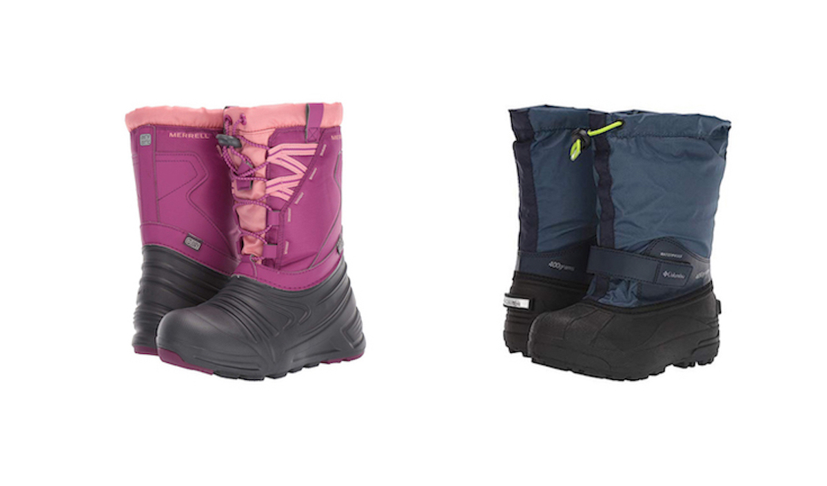 The Best Snow Boots for Boys and Girls of All Ages