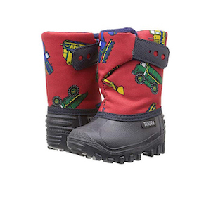 Tundra Teddy 4 Boots photo