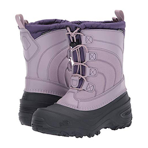 The North Face Kids Alpenglow IV Boots photo