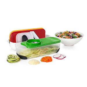 OXO spiralizer set from Bed Bath & Beyond photo