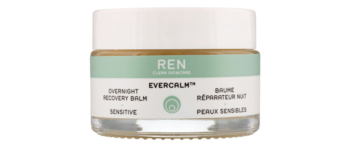 Ren clean skincare overnight recovery balm from Sephora photo