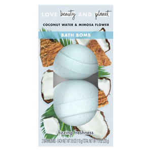 Love Beauty and Planet bath bombs from Walmart photo