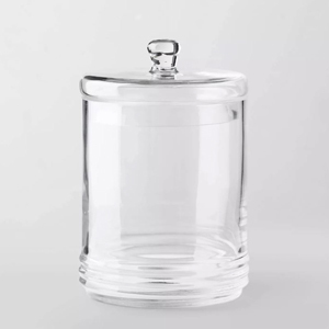 Glass canister with lid by Threshold from Target photo