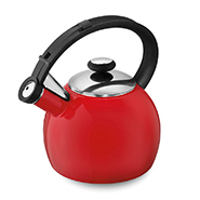 Red Cuisinart tea kettle from Walmart photo