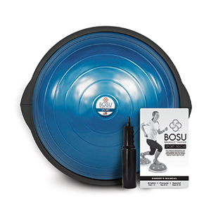 Blue and black Bosu sport trainer from Walmart photo