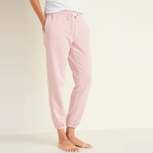 Light pink joggers from Old Navy photo