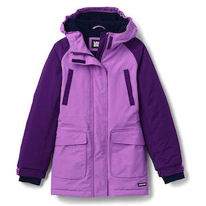 Lands' End Girls' Squall Waterproof Winter Parka photo