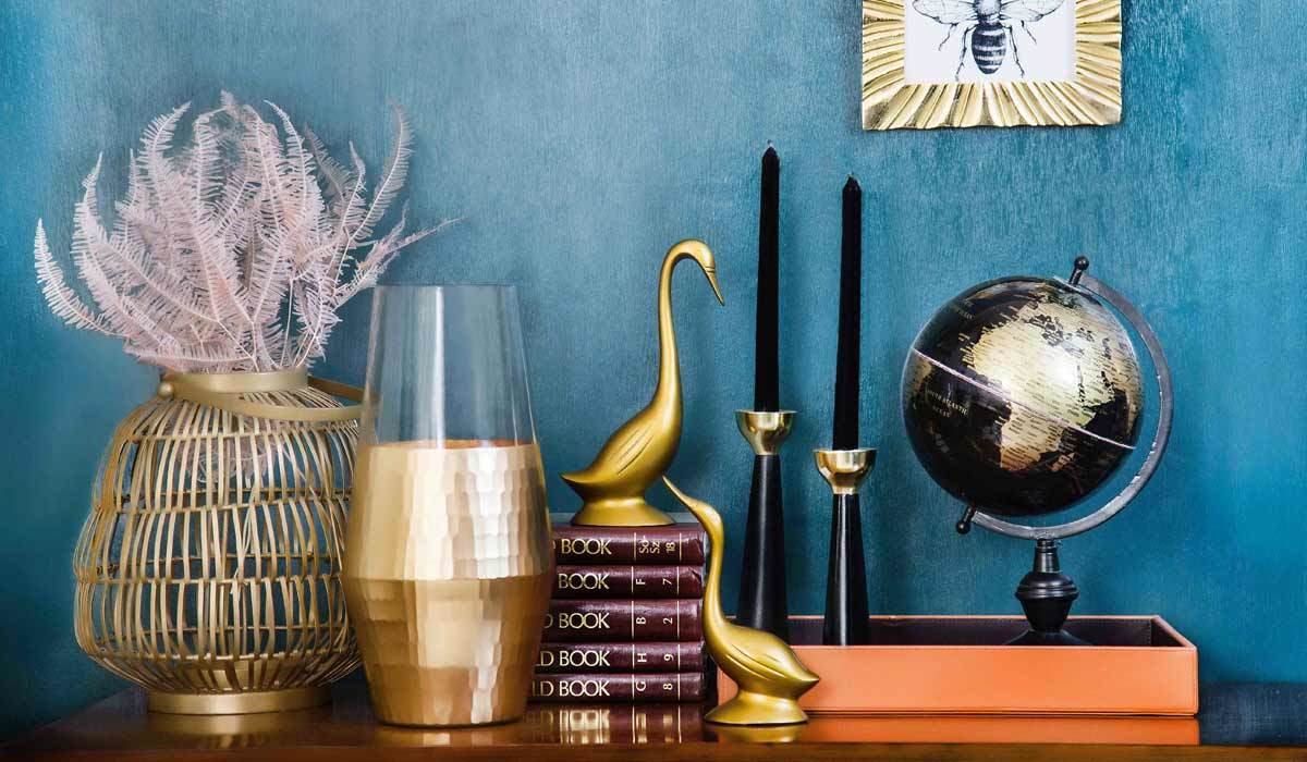 Brass Decor Is the 2020 Home Trend We're Loving This Year