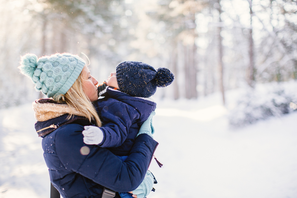 Cold Weather Must-Haves to Keep Mom and Baby Comfy and Warm all Winter