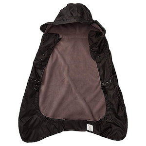Ergobaby Fleece Lined Baby Carrier Winter Weather Cover photo