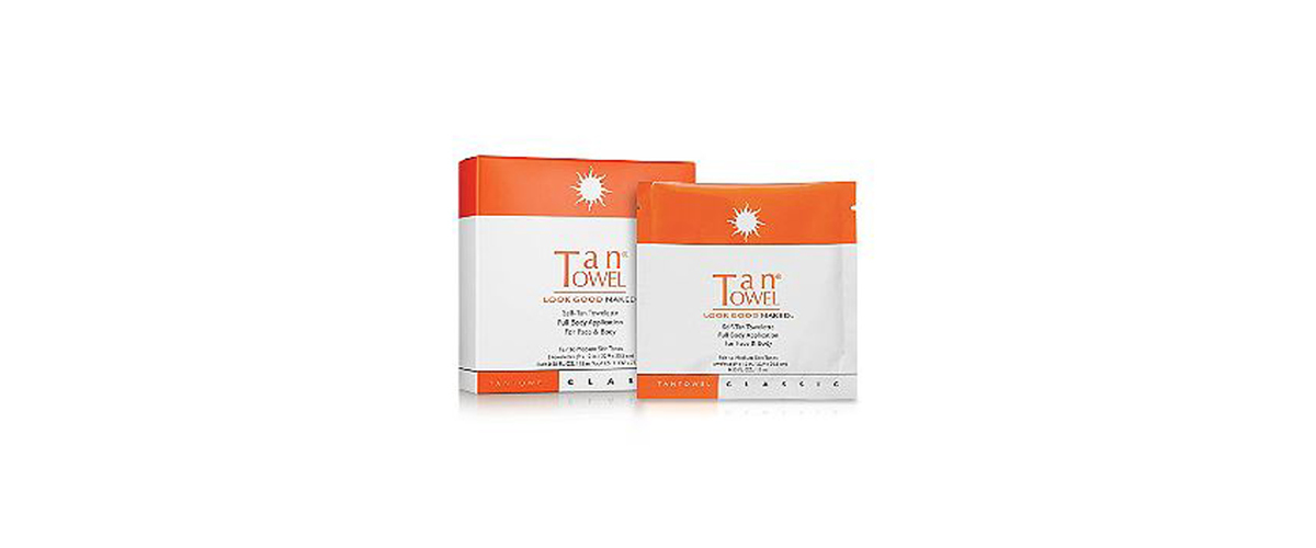 Tan Towel full body and face towelettes from Ulta photo