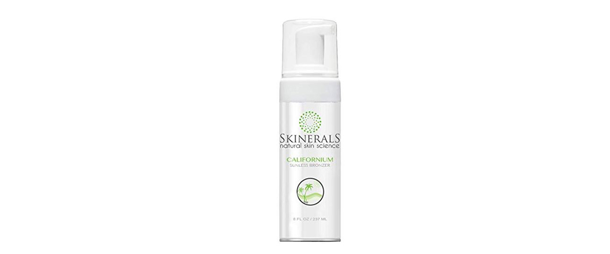 Skinerals sunless bronzer from Amazon photo