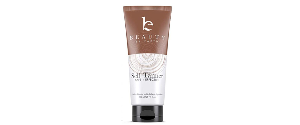 Beauty by Earth Self Tanner from Amazon photo