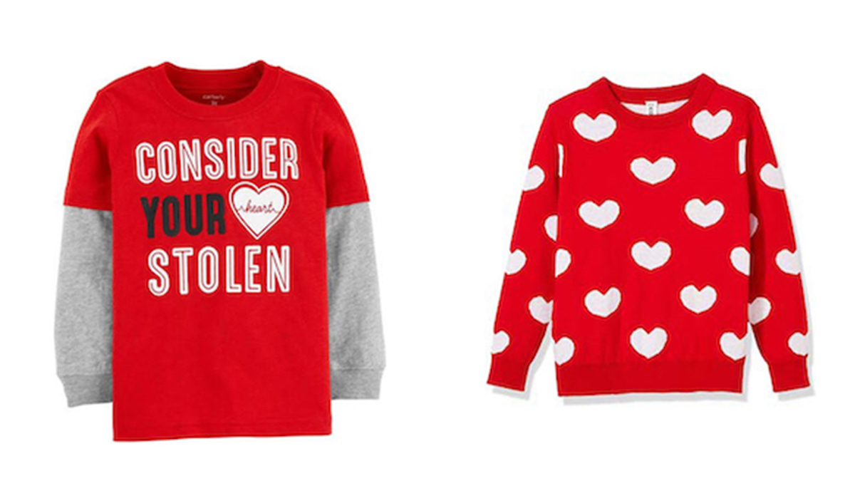 The Best Valentine's Day Fashions for Kids