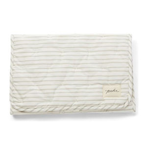 Folded changing pad with stripes from Nordstrom photo