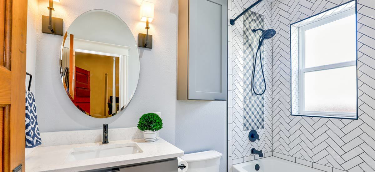 7 Clever Ways to Save Space in a Small Bathroom