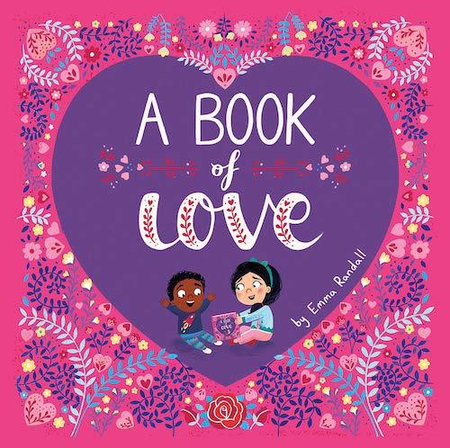 A Book of Love by Emma Randall photo