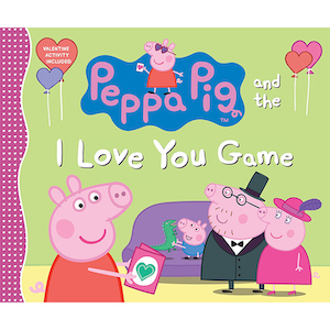 Peppa Pig and the I Love You Game by Candlewick Press photo