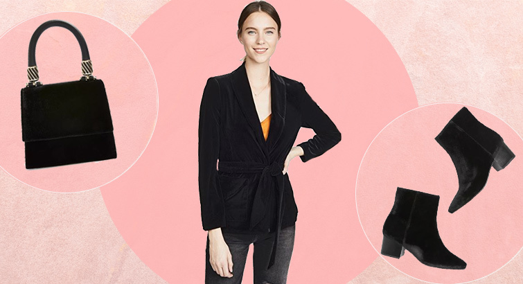 6 Splurge-Worthy Fashion Finds That Look Extra Luxe in Velvet