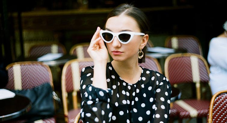 Retro Polka Dots Are Sweeping the Runway for 2020 — Here Are Our Favorite Styles