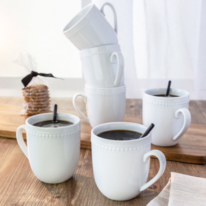 Better Homes and Gardens set of 6 mugs from Walmart photo