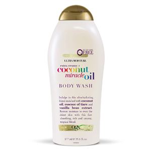 OGX Extra Creamy + Coconut Miracle Oil Body Wash from Amazon photo