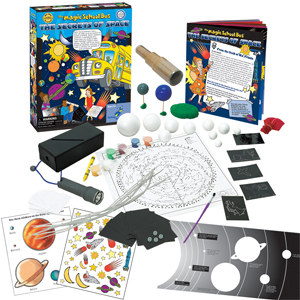 Magic School Bus: The Young Scientists Club Activity Kit from Walmart photo