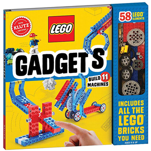 Klutz Lego Gadgets Science & Activity Kit, Ages 8+ from Amazon photo