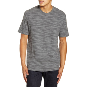 French Connection gray crewneck t-shirt from Nordstrom photo
