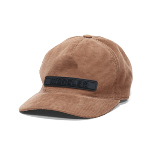 Moncler corduroy brown baseball cap from Nordstrom photo
