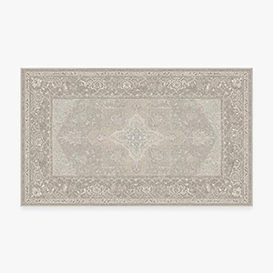 Cream Rug from Ruggable photo
