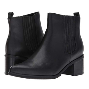 Black ankle boots from Zappos photo