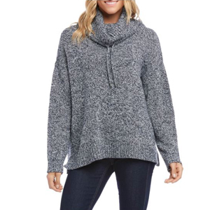 Drawstring neck sweater from Nordstrom photo