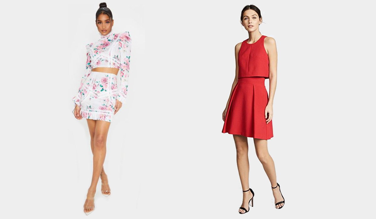 6 Chic Two-Piece Dresses for Every Budget
