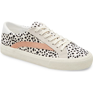 Multicolored and patterned Madewell sneakers from Nordstrom photo