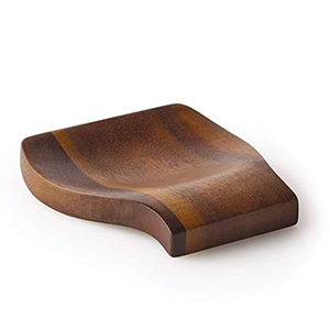 Wooden spoon rest from Amazon photo