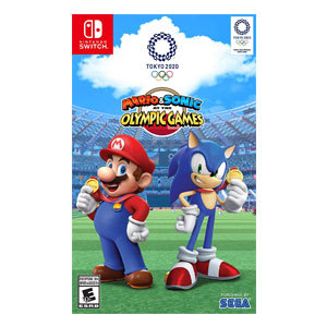 Nintendo Switch Mario & Sonic at the Olympic Games Tokyo 2020 from Amazon photo