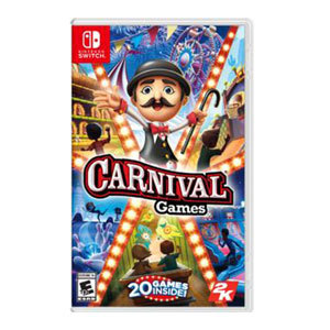 Nintendo Switch Carnival Games from Walmart photo